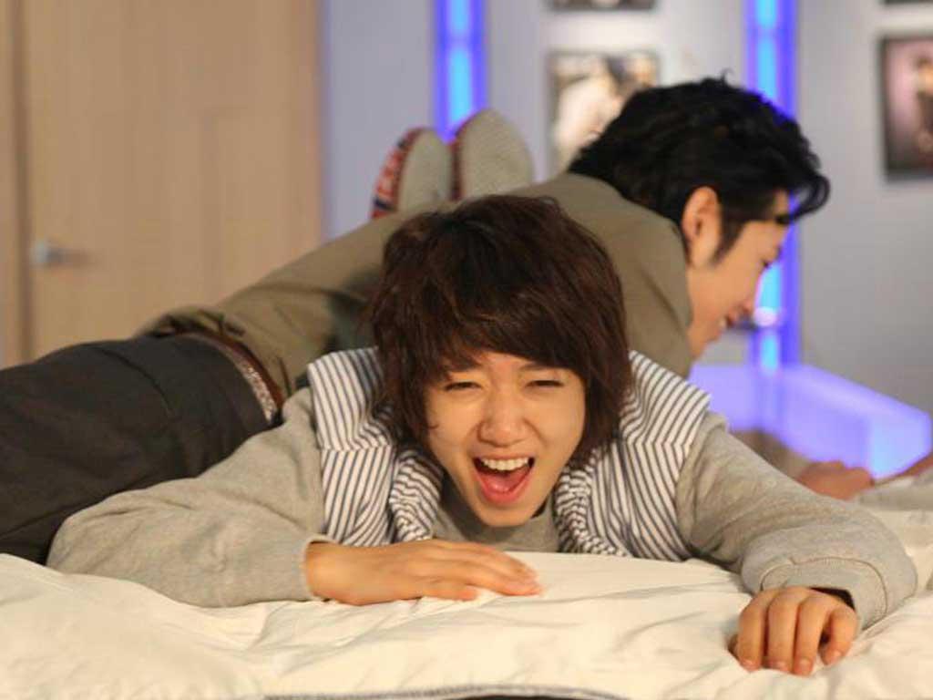 Jang geun suk park shin hye hookup real life